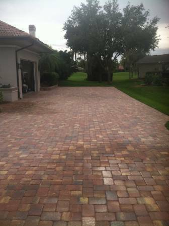 Paver Cleaning Amp Sealing Tuscan Paving Stone
